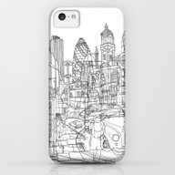 London! iPhone 5c Slim Case