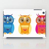 Sad, Happy, Angry iPad Case