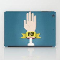 Spooky High Five iPad Case