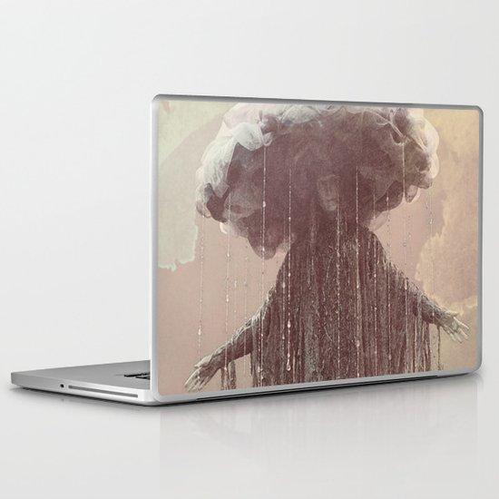 storm lady Laptop & iPad Skin