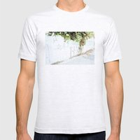 Plantas Mens Fitted Tee Ash Grey SMALL