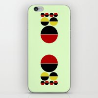 Round Dreams iPhone & iPod Skin