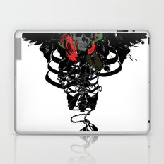 Tattoo skull Laptop & iPad Skin