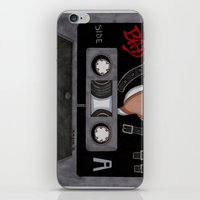 Bad-The Tape iPhone & iPod Skin