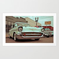 Saturday Classic Art Print
