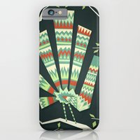 iPhone & iPod Case featuring Paradise dream bird by Yetiland