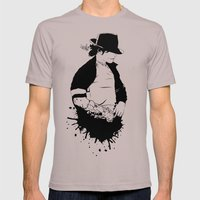 MJ - It Don't Matter Mens Fitted Tee Cinder SMALL