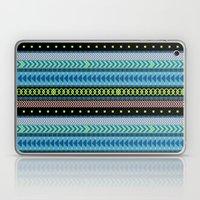Together Again - tribal geometrics Laptop & iPad Skin