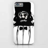 """iPhone & iPod Case featuring """"Mustachat"""" by HelixArt"""