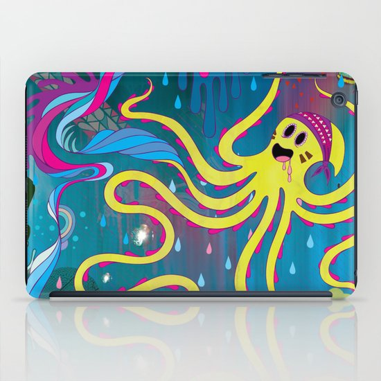 Every Time a Whale Blows Their Spout, a New Dream is Born. iPad Case