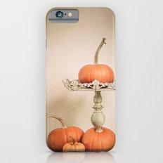 Autumn Pumpkin iPhone 6s Slim Case