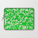 Earth Green Laptop Sleeve
