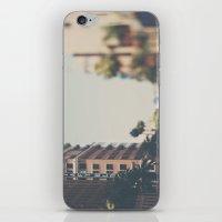 The Taft Building ...  iPhone & iPod Skin