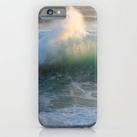 iPhone & iPod Case featuring the march by berg with ice