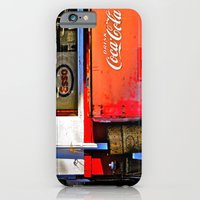 Outside the Station iPhone 6 Slim Case