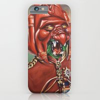 iPhone & iPod Case featuring Prince Battle Cat by Hillary White