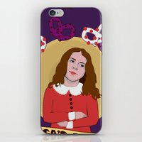 Veruca Salt iPhone & iPod Skin