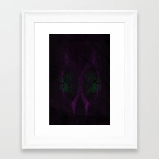 Devour from ETERNAL Framed Art Print