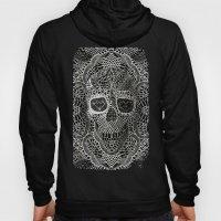 Lace Skull Hoody