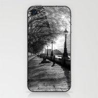 River Thames Path iPhone & iPod Skin
