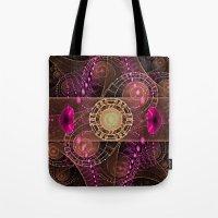 Abstract  Fractal 136    Tote Bag