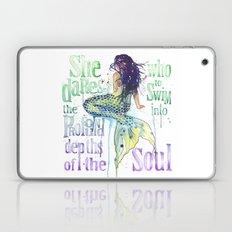 Mermaid : Profound Depths Laptop & iPad Skin