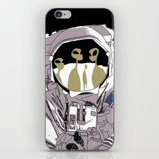 Meet Buzz Aldrin iPhone & iPod Skin
