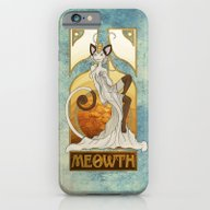 Rule 63: Meowth iPhone 6 Slim Case