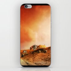 Red Storm iPhone & iPod Skin