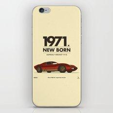 1971 iPhone & iPod Skin