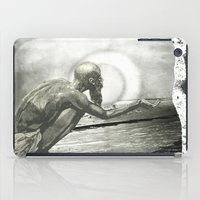 Time To Stop Hiding From… iPad Case