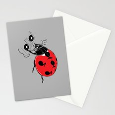 DJ beatLE  Stationery Cards