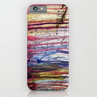 Dripping iPhone 6 Slim Case