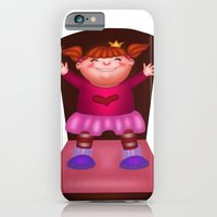 iPhone & iPod Case featuring Joy by Cloud 9 Ink