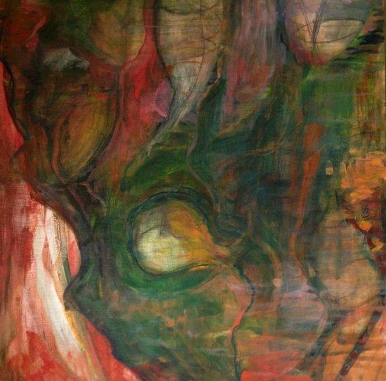 Evolve (revisited) Art Print