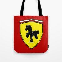 Ferrari Cute Tote Bag