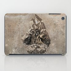 When nature strikes back  iPad Case