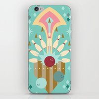 Bowling iPhone & iPod Skin