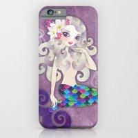 Amethyste Mermaid iPhone 6 Slim Case