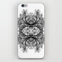 The wonderful world of trees. iPhone & iPod Skin