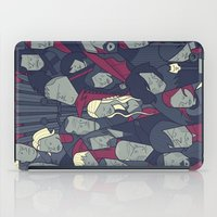 Ice And Fire iPad Case