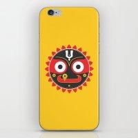 Lord Jagnnath iPhone & iPod Skin