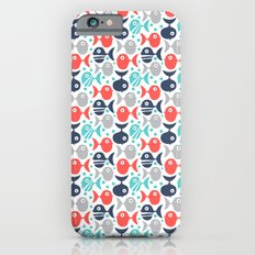 School Of Fish iPhone 6 Slim Case