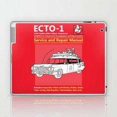 ECTO-1 Service and Repair Manual Laptop & iPad Skin