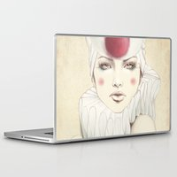 joker Laptop & iPad Skins featuring JOKER by Marisa Jiménez