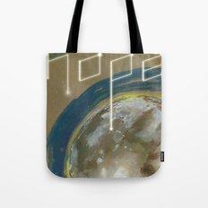 {Hope}  don't far away Tote Bag