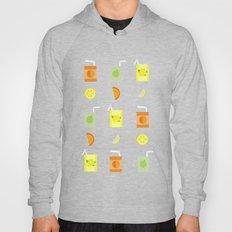 Juice Pattern  Hoody