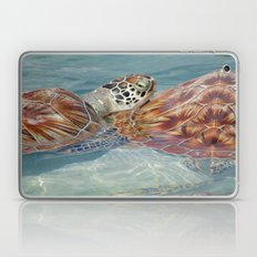 TurtleyTwins Laptop & iPad Skin