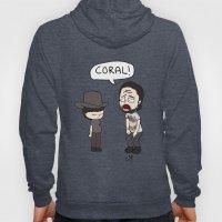 Coral Hoody