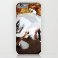 iPhone & iPod Case featuring Leeloominaï by Dnzsea